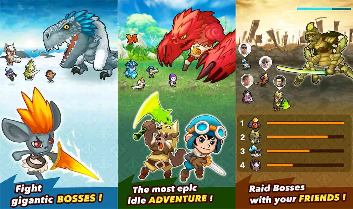 Best Idle Games For Android & iOS (2019) 7
