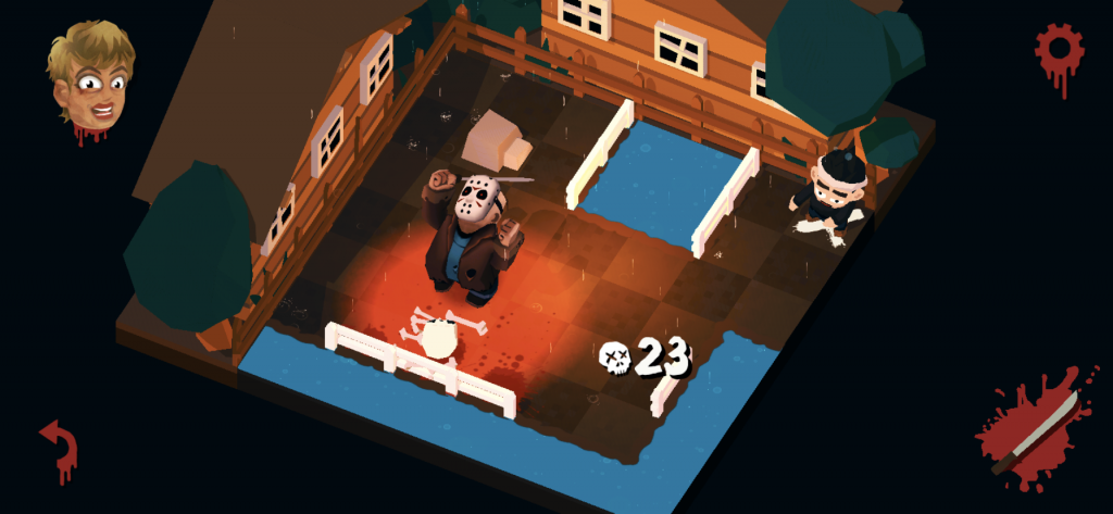 Game of The Day: Friday The 13th Killer Puzzle Game 11