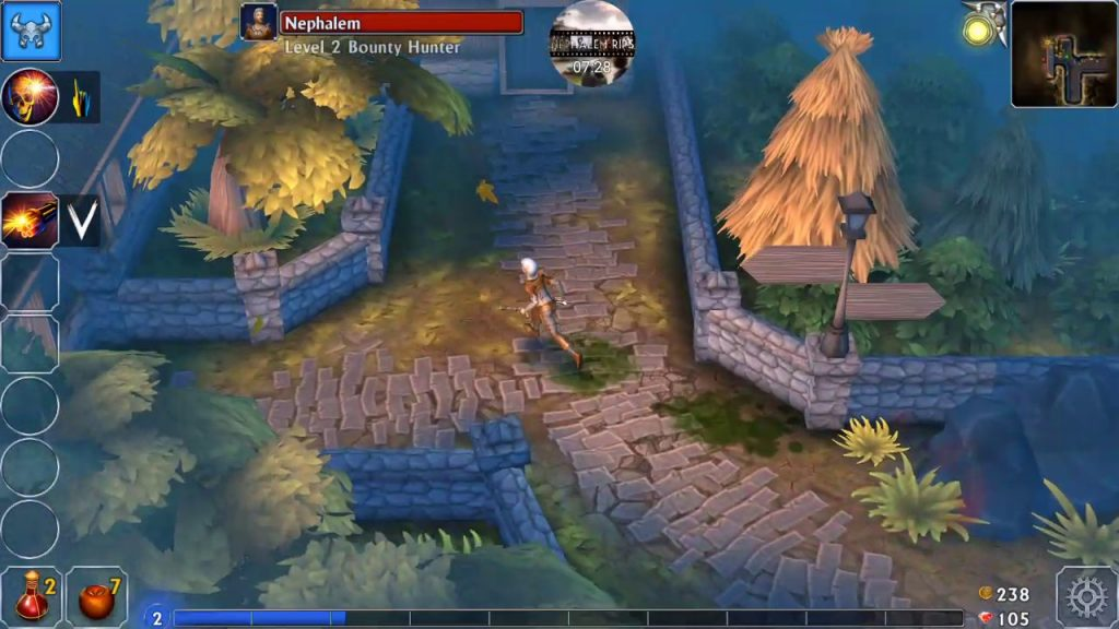 best free rpg games for android